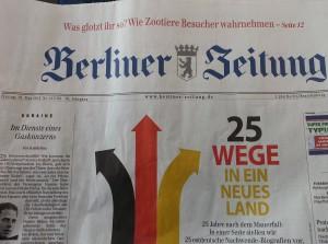 Berliner Zeitung, 16.05.2014