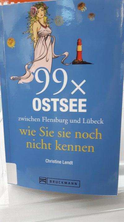 """Titelbild von """"99x Ostsee"""""""
