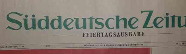 Tag der deutschen Einheit 2019 in den Medien: 9 Thesen