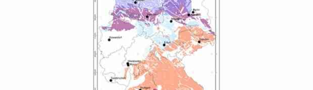 Atommüll-Endlager - die Suche nach Bundesländern im Osten